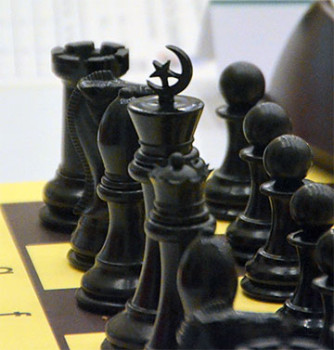 Muslims Islamize the game of chess