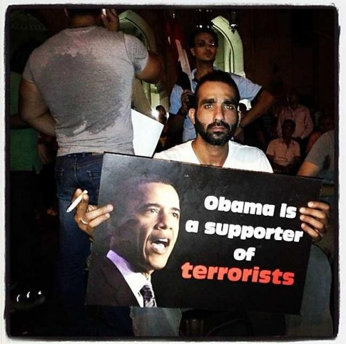 Obama, Clinton In Aiding And Abetting Terrorists - Oh what a surprise...