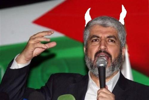 Mashaal: Suicide is our 'Life' Hamas leader says a suicide terror campaign against Israel is around the corner.