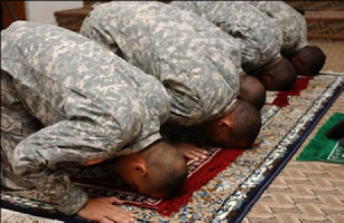 A Chilling Reality: the Islamization of Our Military