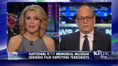 KUDOS to the 9/11 Museum They Will Not Back Down!!