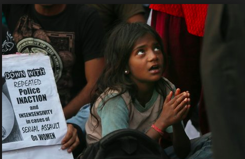 Muslim Easter day rape of 7-year-old Pakistani Christian girl