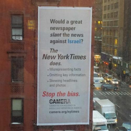 The New York Times Whitewashes Anti-Israel Terrorism