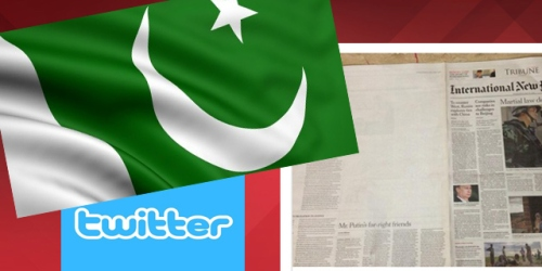 Twitter Agrees to Censor Content in Pakistan