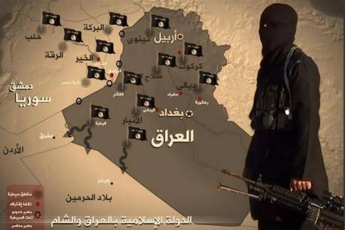 ISIS' Next Targets: Jordan and Saudi Arabia - then Israel