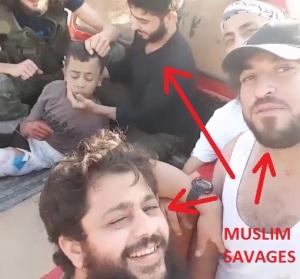 MUSLIM SAVAGES
